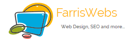 FarrisWebs Website Design Mobile Logo